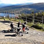 Mountaincart WC berg2