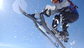 snowracer race
