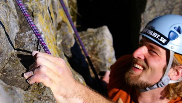 klättring i Åre