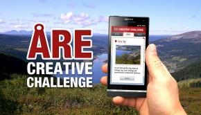 Åre Creative Challenge