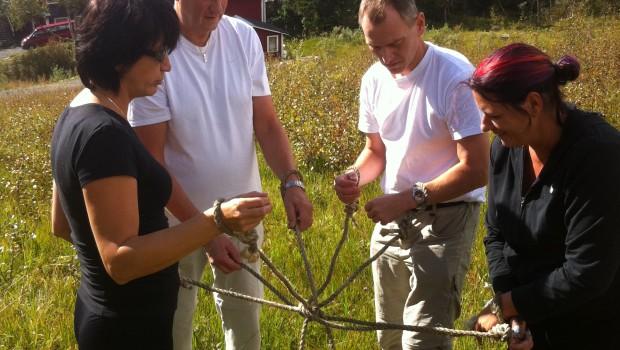 konferensaktivitet i Åre