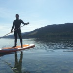 Stand Up Paddleboard i Åre