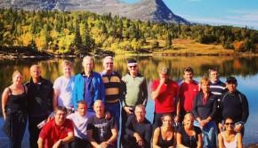 Fjällvandring på konferensen i Åre_640