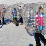 Bumperball vinter