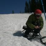snowracer i åre