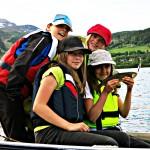 fiske på åresjön