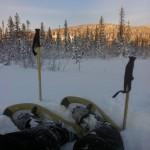 snöskopaus i Åre