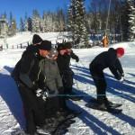 teambuilding i Åre