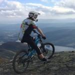 cykla downhill i åre