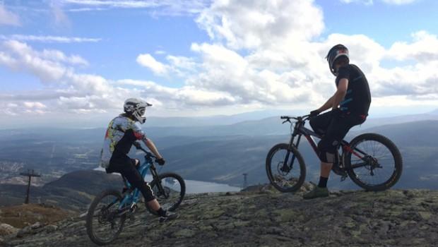 hyra mountainbike åre
